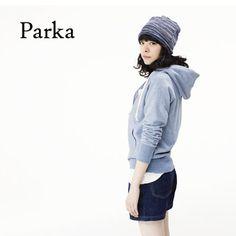 Parka Organic Cotton Fleece