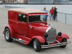 1929 ford model a for sale | 1929 Ford Model A Sedan Delivery (Custom) '29DELV' 4