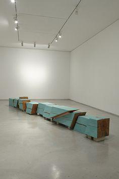 damian Ortega - Reading Landscapes | Kukje Gallery