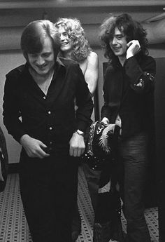 John Paul Jones - Robert Plant - Jimmy Page Jimmy Page, Jimmy Jimmy, Rock Roll, Rock And Roll Bands, Marilyn Monroe, Great Bands, Cool Bands, Beatles, Amanda Donohoe