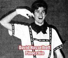 Before They Were Famous Celebrities Staring In Their High School's Play - 16 Pics