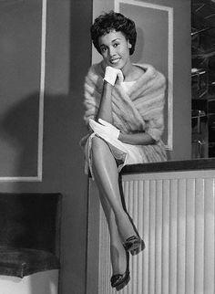 Style Icon - Diahann Carroll - Carol Diahann Johnson was born in the Bronx on July 17, 1935.
