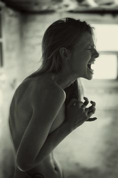 """Scream"" — Photographer: Candi S. Kalinsky – Kalinsky Photography Model: Ru Dei"