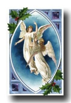 Angels Counted Cross Stitch Kit $46.95