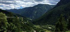 In cammino in Val Varaita