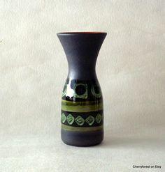 Vintage WGP ceramic vase by Dumler and Breiden in by Cherryforest