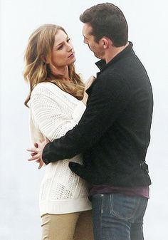 Season 2; Emily & Aiden - These two just need to be together already.