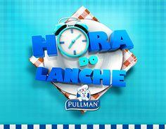 Hora do Lanche Pullman Graphic Design Trends, Graphic Design Services, Freelance Graphic Design, Flyer Design, Logo Design, 3d Type, Creative Brochure, Campaign Logo, 3d Typography