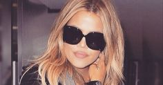 Amidst all the talk of her potentially becoming Kelly Osbourne's replacement on Fashion Police, Khloe Kardashian revealed her new platinum blonde locks on Instagram.