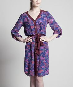 Beautiful floral, casual, comfy.