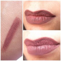 #MAC #Plum #LipPencil #review #price and details on the blog #swatch #lipswatch