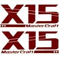 JUST IN: Tons of #MasterCraft OEM #boat parts, including zillions of decals! Get 'em while they're hot!