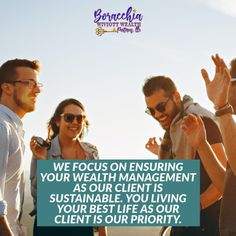 Living your best life as our client is our priority. We love hearing your own goals big or relatively smaller. We make ourselves available for clients and manage your portfolios constantly. #stockmarket #dreamteam #dreamlife #investingforbeginners #personalfinancelife #finances Own Goal, Wealth Management, Financial Planning, Dream Team, Priorities, Stock Market, Dream Life, Live For Yourself, Personal Finance
