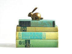 Vintage Nature And Gardening Book Collection - Books Plates