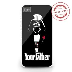 iPhone 4/4S iPhone 5/5S/5C Darth Vader Star Your by AttitudeCases, £10.99
