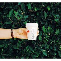 #alfredcoffee #melroseplace #butfirstcoffee