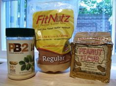 Awesome blog comparing differend powdered peanut butters and a peanut flour product on Daily Garnish!!