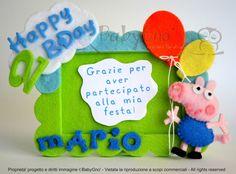 Festa a tema: George Pig!