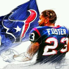 My favorite player.. my boy ARIAN FOSTER!!!