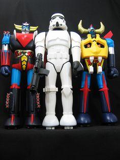 Stormtrooper Shogun Warrior