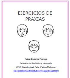 EL BLOG DE L@S MAESTR@S DE AUDICION Y LENGUAJE: EJERCICIOS DE PRAXIAS