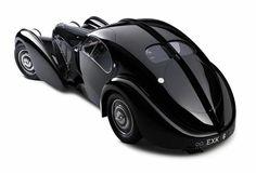 Bugatti 1938 Type 57-C Atlantic, rear