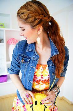 Wondrous Little Girl Hairstyles Girl Hairstyles And French Braids On Pinterest Short Hairstyles Gunalazisus