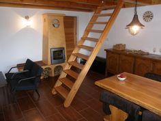 Cottage (wine cellar) Wine cellar – Kelčany – Accommodation Kelč … – Wine World Wine Cellar, Pantry, Loft, Lounge, Cottage, Bed, Furniture, Home Decor, Airport Lounge