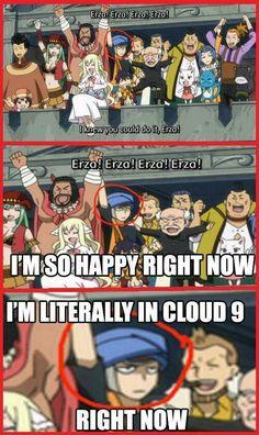 Ideas For Funny Anime Memes Fairy Tail Hilarious Fairy Tail Meme, Fairy Tail Happy, Fairy Tail Quotes, Fairy Tail Comics, Fairy Tail Nalu, Fairy Tail Ships, Me Anime, Anime Fairy, Anime Meme