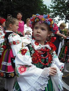 Traditional Polish attire