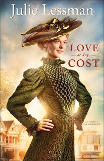 Coffee Cups & Camisoles--stop by this week for a chance to win a copy of Julie Lessman's Love at Any Cost. If you've never read J.L.'s work, stop by to read the book report.
