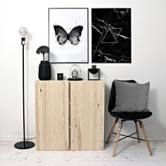 Black & white prints by www.peopleoftomorrow.no Get yours now at peopleoftomorrow.no Worldwide shipping! #poster #artprint #art #artwork #graphicart #blackmarble #marble #butterfly #black #homedecor #scandinavian #nordic #style