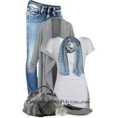 Tee and Jeans