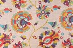 Fabric Samples $1.00 :: Sample of Richloom Sofia Tapestry Upholstery Fabric in Jewel $14.95 per yard - FabricGuru.com: Discount and Wholesale Fabric, Upholstery Fabric, Drapery Fabric, Fabric Remnants
