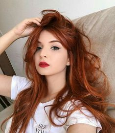 Trendy Hair Color Copper Balayage Colour Ideas Trendy Hair Color Copper Balayage Colour Ideas – Station Of Colored Hairs Red Copper Hair Color, Ginger Hair Color, Brown Hair Colors, Dark Copper Hair, Color Red, Auburn Hair Copper, Ginger Hair Dyed, Auburn Red Hair, Red Hair Vs Blonde
