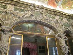 06 Nice, palais Lascaris, chambre d'apparat 17°s