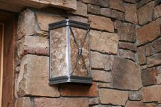 Imperial Trapazoid Wall Sconce