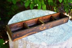 Hey, I found this really awesome Etsy listing at https://www.etsy.com/listing/208753083/rustic-wood-box-centerpiece-christmas