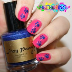 389 Best Nail Art Dots And Dot Art Images On Pinterest Dot Nail