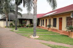 Accommodation near OR Tambo Airport can be found at Big 5 Guest House with elegant, high-end furnishings. It's strategically situated in t. Big 5, Pergola, Outdoor Structures, Outdoor Decor, Blog, House, Home Decor, Decoration Home, Home
