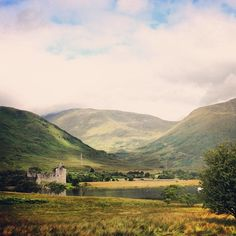 The Scottish Highlands - one of the most beautiful parts of Europe #scotland #highlands