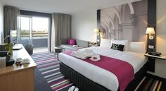 AUD202.19 In Melbourne central business district, The Mercure Melbourne Treasury Gardens has spacious modern rooms with views of the city or the beautiful Treasury...