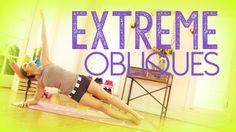 Extreme Muffintop Crushing Workout!