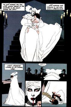 Mike Mignola - Bram Stoker's Dracula