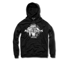 Road Dog and Rescue Hoodie | The Pet Matchmaker Fave Five