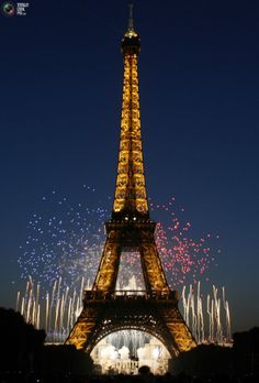 New Years Eve Perfect Destinations - Paris, France