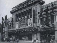 South London, Old London, Thornton Heath, Cinema Theatre, London History, Croydon, Theatres, City Streets, Surrey