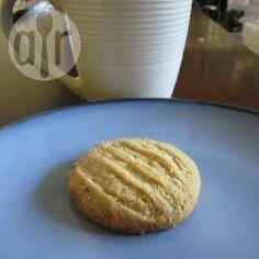 Biscoito amanteigado de castanha-do-pará @ allrecipes.com.br