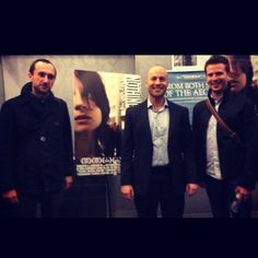 Editor, Director and VFX Producer at the theatrical premiere of Nothing Without You in New York.