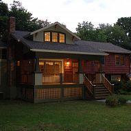 1000 images about split level home on pinterest split for Craftsman style split level homes